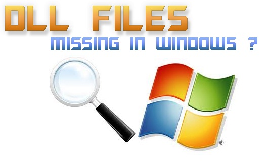 DLL Files Missing in Windows . Download Here