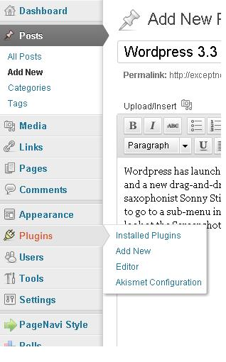 Wordpress 3.3 Sonny Media Uploader