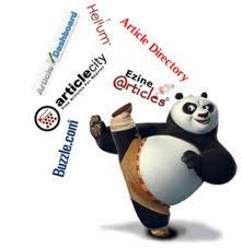 Google Panda Kicking