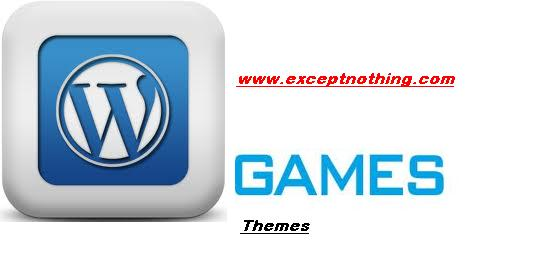 Wordpress Theme for Gamers