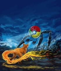 Chrome vs Firefox