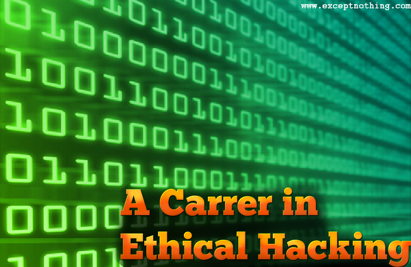 A Carrer in Ethical Hacking