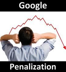 google penaization