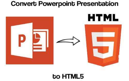 powerpoint to HTML5