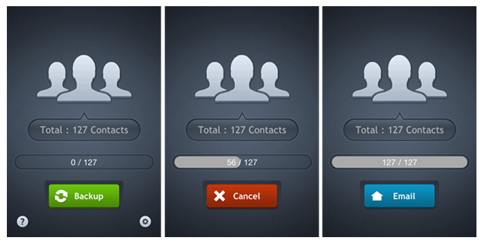 iPhone Contacts (1)