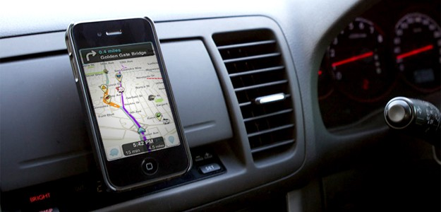 iPhone car apps